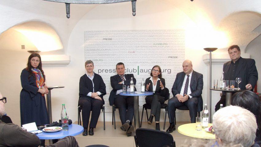 Ein Jahr Universitätsklinikum Augsburg
