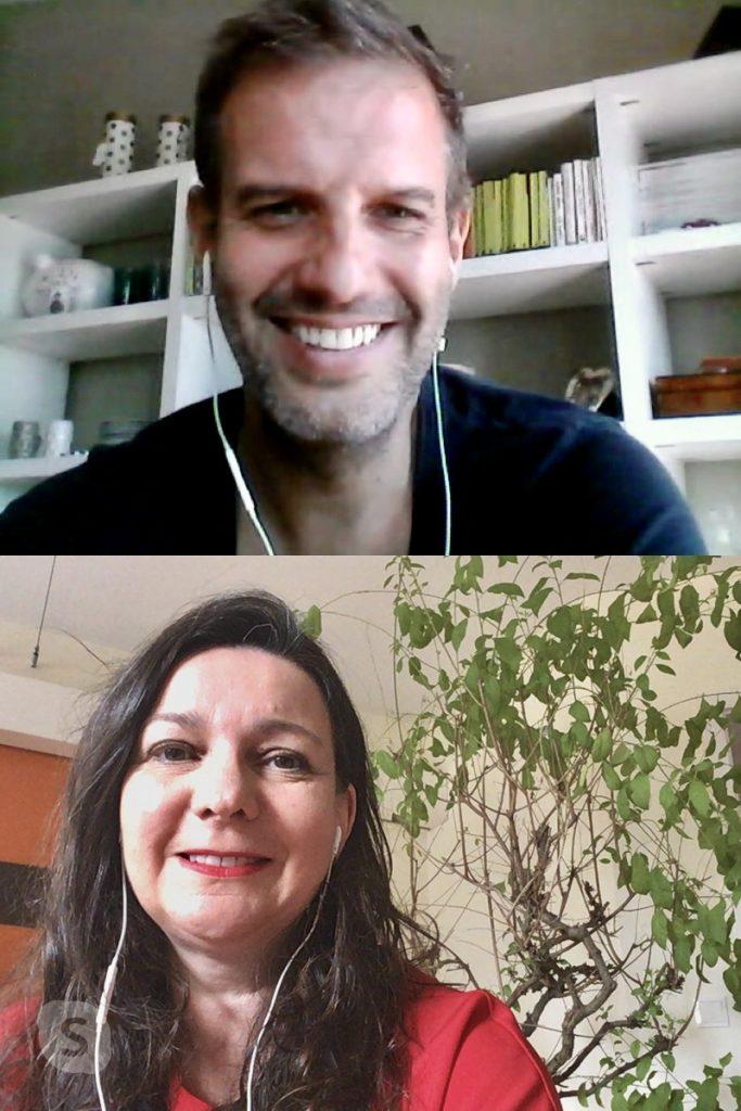 Talk mit Florian Stadler